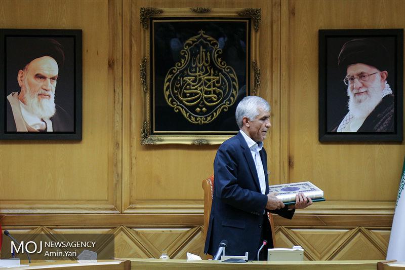 شهردار تهران از روند ساخت تونل آرش – اسفندیار بازدید کرد