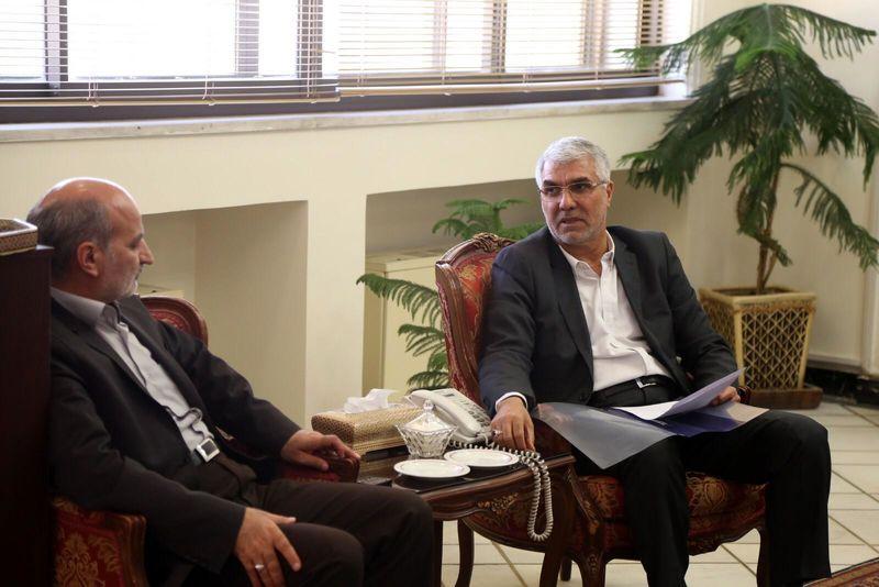 تکمیل پروژه های عمرانی فارس، به نگاه ویژه سازمان برنامه و بودجه نیاز دارد