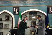امضای تفاهم نامه همکاری بین شرکت مخابرات ایران و سازمان بسیج مستضعفین