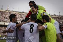 تیم ملی فوتبال ایران پرهوادارترین تیم آسیا