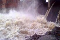 احتمال سیلابی شدن مسیل ها در ۱۲ استان کشور طی 3 روز آینده
