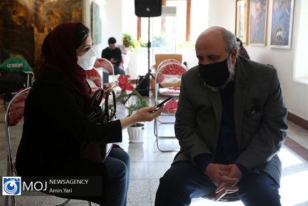 نشست خبری دبیر ششمین جشنواره هنر مقاومت