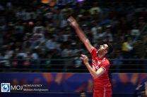 پخش زنده بازی والیبال ایران و مکزیک از شبکه سه سیما