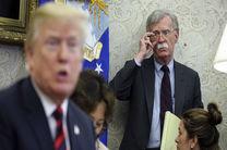 ترامپ خواهان اخراج جان بولتون شده است!