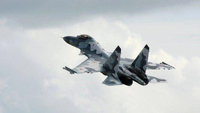 یک فروند هواپیمای روسی در سوریه سقوط کرد