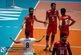 گزارش بازی والیبال ایران و قطر/ ایران 3  قطر 0
