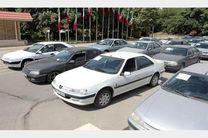 کشف 56 وسیله نقلیه مسروقه در اصفهان