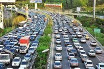 آخرین وضعیت جوی و ترافیکی جاده ها در 24 مهرماه