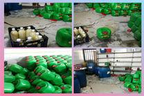کارگاه تولید آبلیموی تقلبی در نجف آباد پلمپ شد