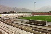 حال و روز این روزهای استادیوم 15 هزار نفری کرمانشاه