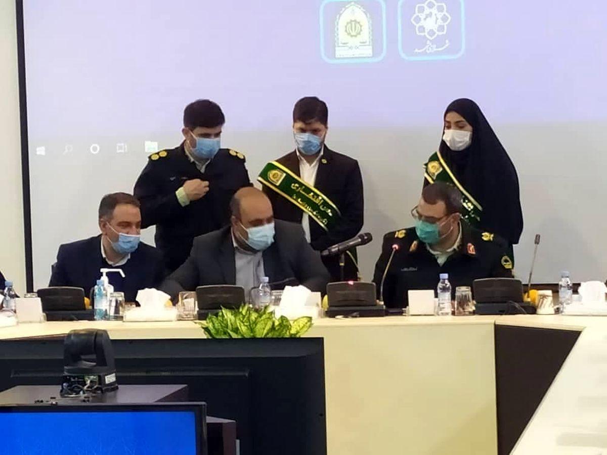 پلیس گردشگری و زیارت برای نخستین بار در کشور در کلانشهر مذهبی مشهد فعال شد