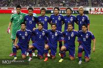 اعلام ترکیب تیم های ملی ژاپن و عمان