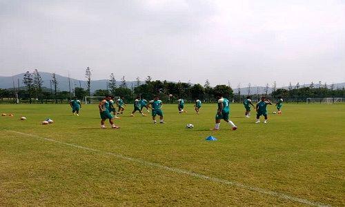 ساعت بازی تیم ملی امید ایران و کره جنوبی