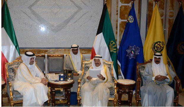 پاسخ کتبی امیر قطر به همتای کویتی