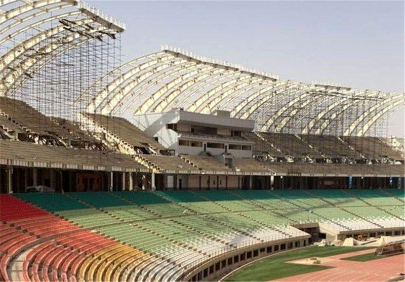 استادیوم غدیر فردا با حضور رئیس جمهور در بیرجند افتتاح میشود