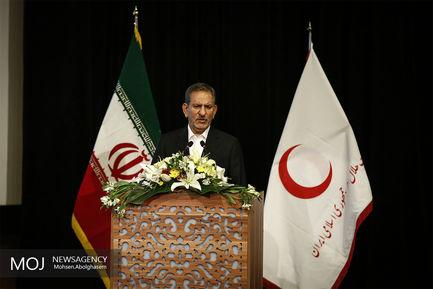 تکریم و معارفه رییس سازمان جمعیت هلال احمر ایران