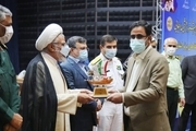 رتبه برتر اداره کل فرهنگ و ارشاد اسلامی هرمزگان در جشنواره شهید رجایی