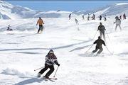 آماده نبودن پیست های اسکی در فریدونشهر