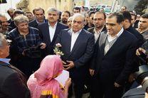 افتتاح ۲۷ خانه بهداشت توسط خیرین در مناطق زلزلهزده کرمانشاه