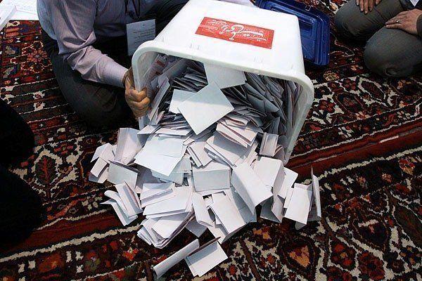 پیشتازی حجت الاسلام روحانی در شهرستان خاش