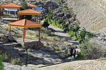 تعطیلی مناطق گردشگری به خصوص کوهریگ و غربالبیز مهریز