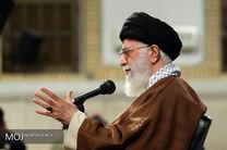 رهبر معظم انقلاب از دولت و ملت عراق برای برگزاری مراسم اربعین تشکر کردند