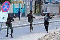 درگیری مسلحانه در مگادیشیو پایتخت سومالی