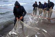 ۱۵ فروردین پایان فصل صید در دریای خزر