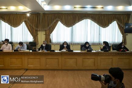 نشست خبری سخنگوی دولت - ۱۰ تیر ۱۳۹۹
