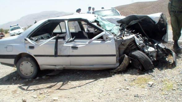 تصادفات جاده ای در خوزستان 11 کشته و مصدوم برجای گذاشت
