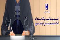 فهرست شعب کشیک پایان سال 97 و ایام نوروز بانک صادرات ایران اعلام شد
