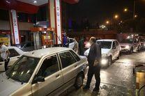 تصویر آتش زدن پمپ بنزین در بندرعباس جعلی است
