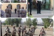 آماده باش یگان حفاظت اراضی ملی درتاسوعا و عاشورای حسینی در استان اصفهان