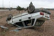 واژگونی مرگبار یک سواری پراید در اصفهان