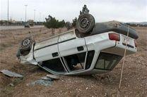 6 مصدوم در اثر واژگونی پراید در اصفهان