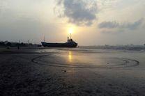 افزایش مناطق مرده در ساحل بندرعباس/مردم  بندرعباس نسبت به خشک کردن دریا معترض هستند/مسئولین لطف کنند و کاری انجام ندهند