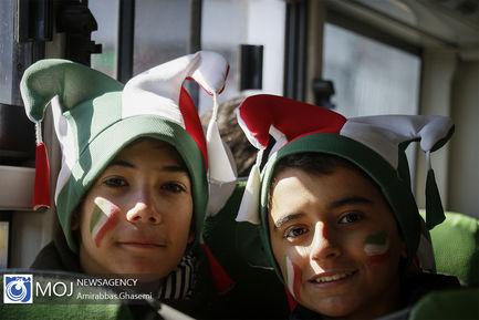جشن چهل و یکمین سال انقلاب در تهران