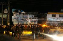یک مصدوم حادثه انفجار گاز چالوس به ساری اعزام شد