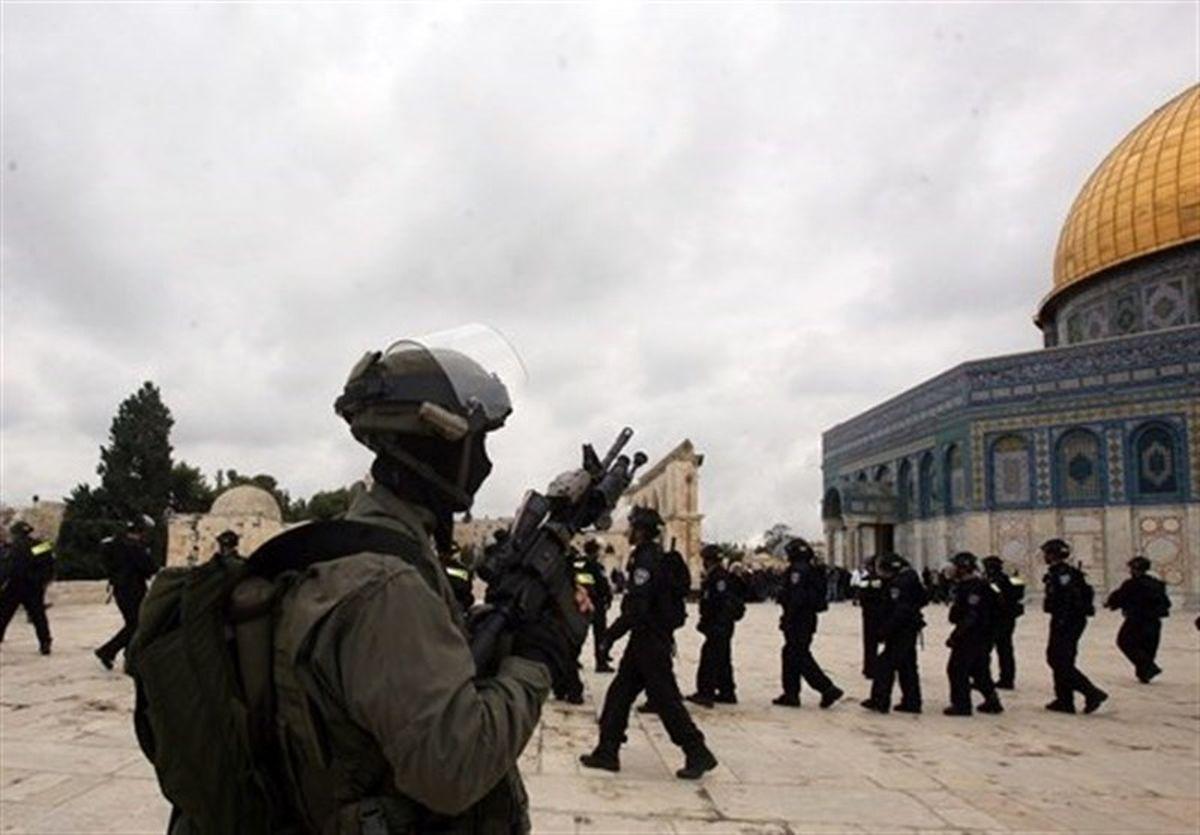 تلآویو به ولیعهد اردن اجازه ورود به مسجد الاقصی را نداد