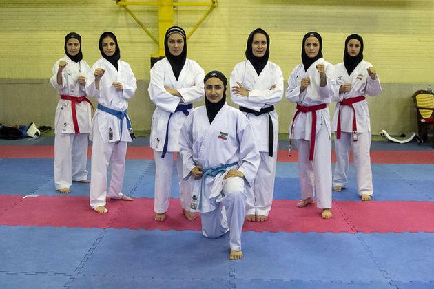 ملیپوشان کاراته عازم باکو میشوند