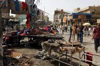 دو خودروی بمبگذاری شده در بغداد منفجر شد