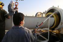 اتمام پیگرانی خط لوله هفتم سراسری انتقال گاز