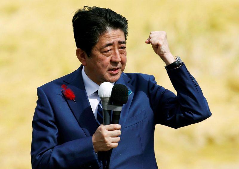 شینزو آبه با رای اکثریتی در پست نخستوزیری ابقا شد