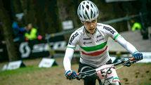 اولین مدال دوچرخه سواری ایران در مسابقات قهرمانی آسیا ۲۰۲۰