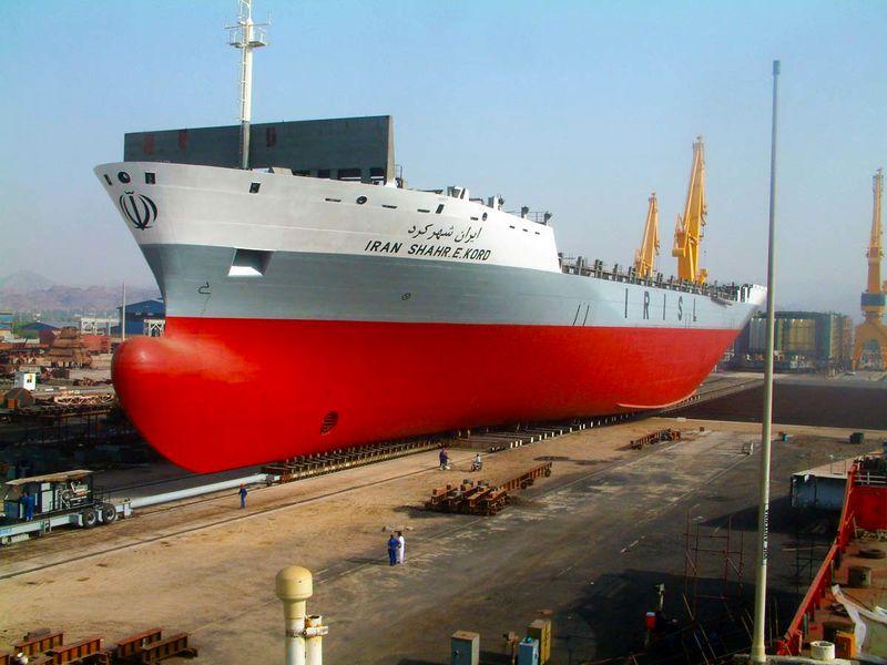بازدید رؤسای کمیسیون های مجلس از ایزوایکو/امکان ساخت کشتی های 50 هزار تنی در ایزوایکو