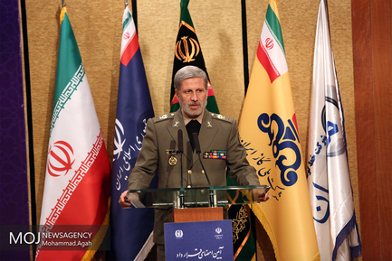 امیر حاتمی وزیر دفاع و پشتیبانی نیروهای مسلح