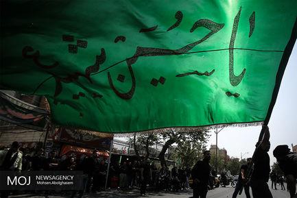 عزاداری+ظهر+عاشورای+حسینی+در+محله+شاپور