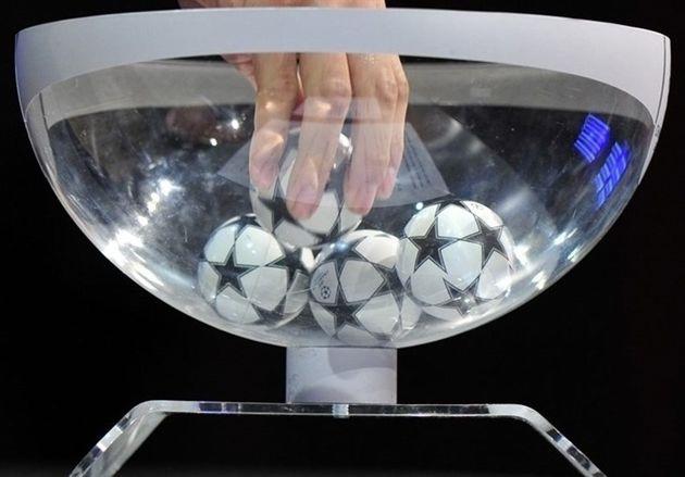 نتیجه کامل قرعه کشی مرحله یک چهارم نهایی لیگ قهرمانان اروپا
