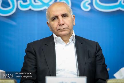 جعفر سرقینی معاون امور معادن و صنایع معدنی