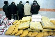 تشدید برخورد با قاچاقچیان مواد مخدر/ ایجاد محیطی امن در کرمانشاه
